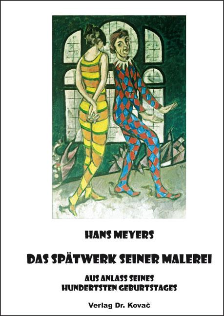 Cover: Das Spätwerk seiner Malerei