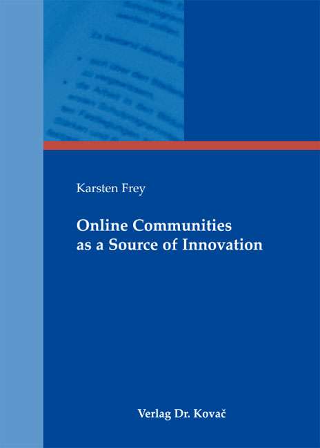 dissertation online communities