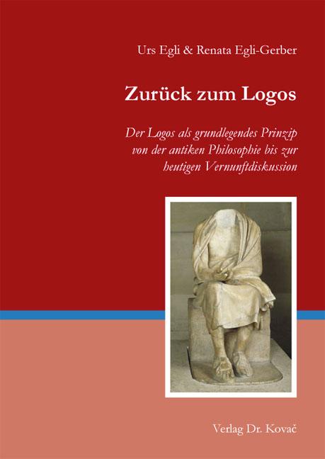 Cover: Zurück zum Logos