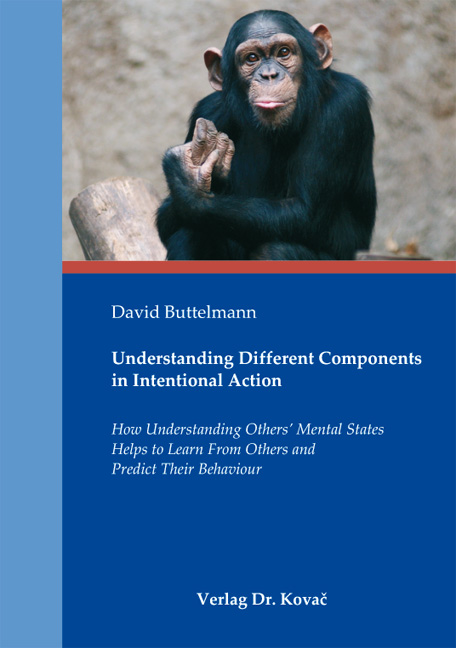Cover: Understanding Different Components in Intentional Action
