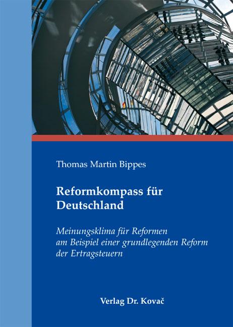 Cover: Reformkompass für Deutschland