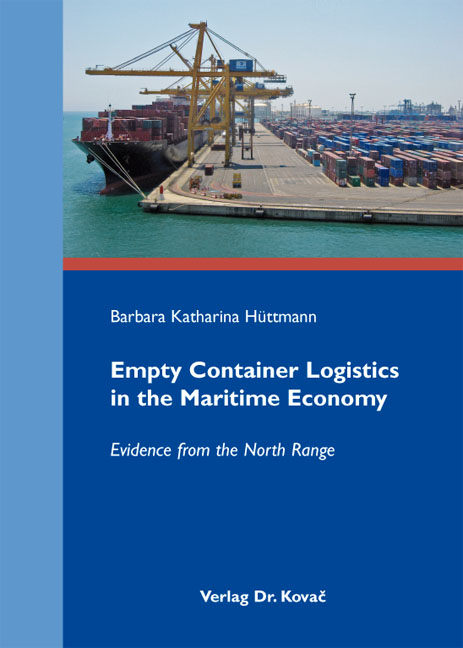 Cover: Empty Container Logistics in the Maritime Economy