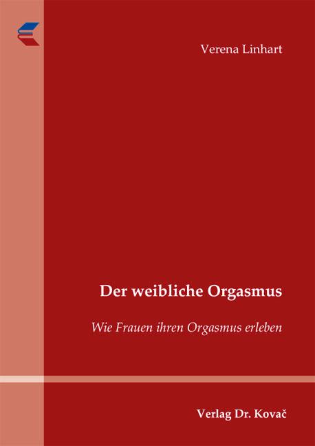 Cover: Der weibliche Orgasmus