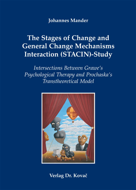 Cover: The Stages of Change and General Change Mechanisms Interaction (STACIN)-Study