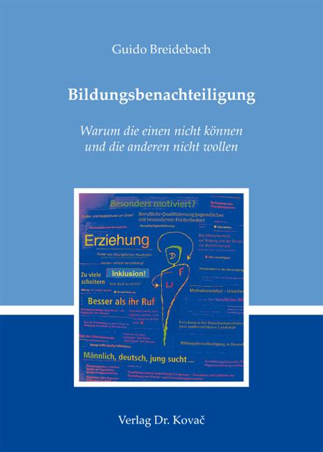 Cover: Bildungsbenachteiligung