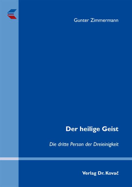Cover: Der heilige Geist