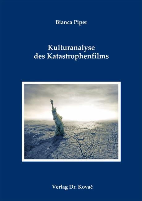 Cover: Kulturanalyse des Katastrophenfilms