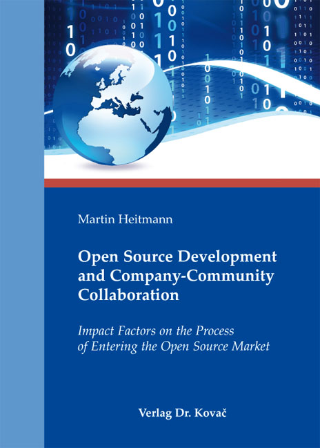 Cover: Open Source Development and Company-Community Collaboration