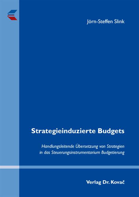 Cover: Strategieinduzierte Budgets