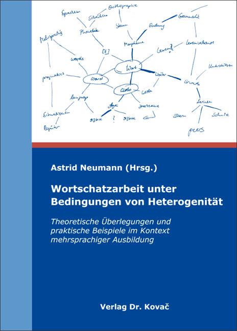 Cover: Wortschatzarbeit unter Bedingungen von Heterogenität