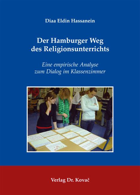 Cover: Der Hamburger Weg des Religionsunterrichts