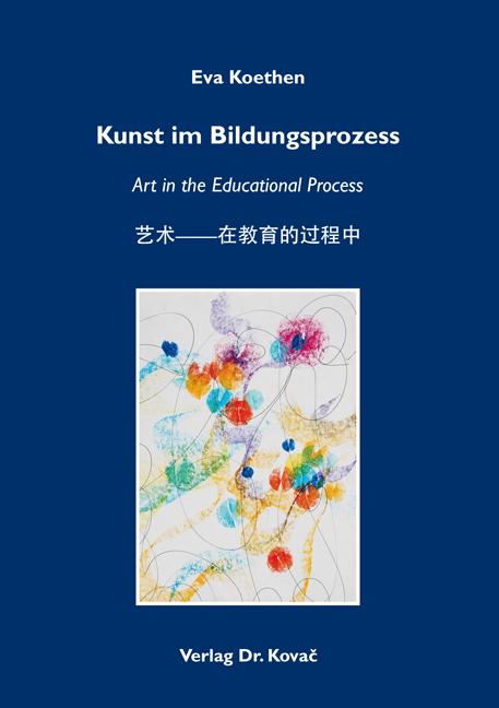 Cover: Kunst im Bildungsprozess