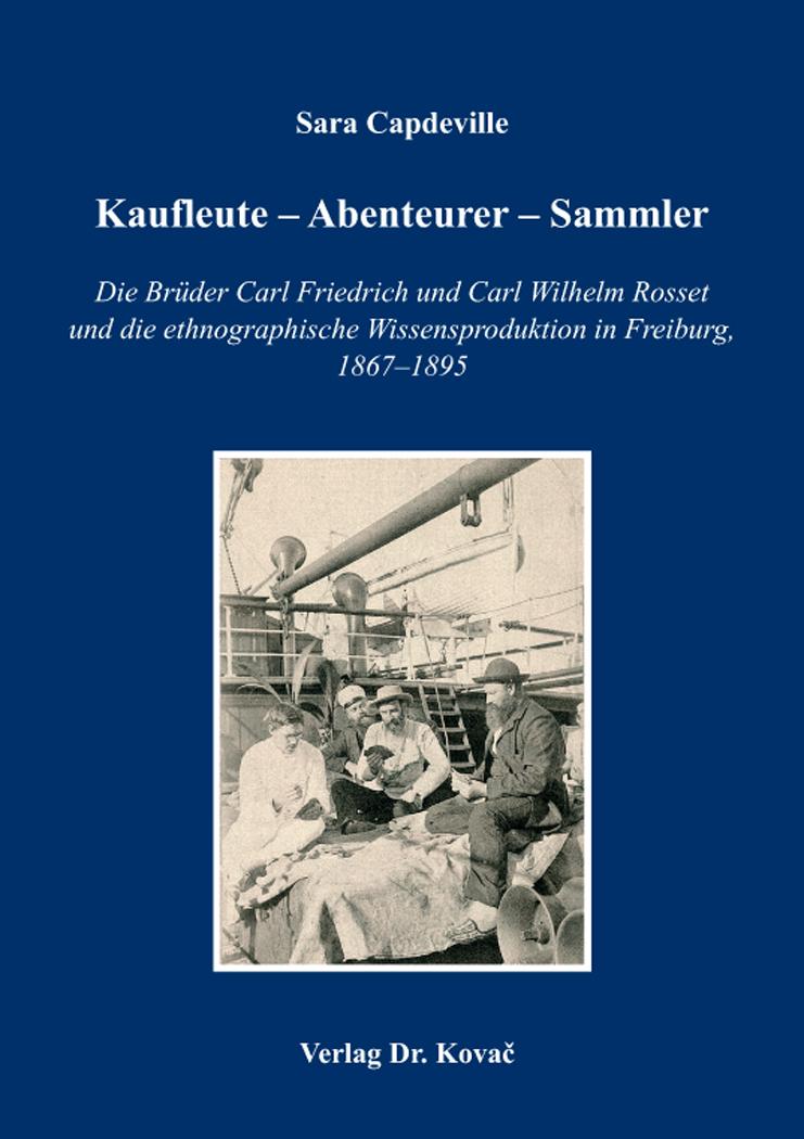 Cover: Kaufleute – Abenteurer – Sammler