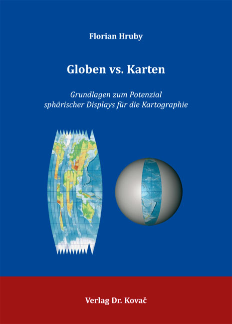 Cover: Globen vs. Karten