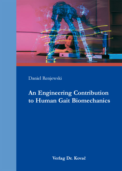 Cover: An Engineering Contribution to Human Gait Biomechanics