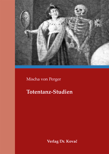 Cover: Totentanz-Studien