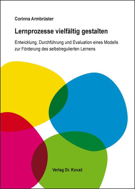Cover: Lernprozesse vielfältig gestalten