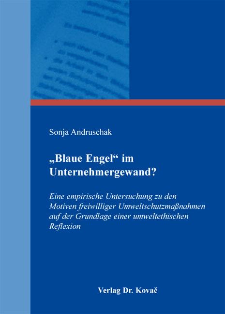 "Cover: ""Blaue Engel"" im Unternehmergewand?"
