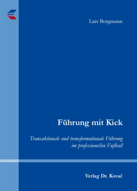 Cover: Führung mit Kick