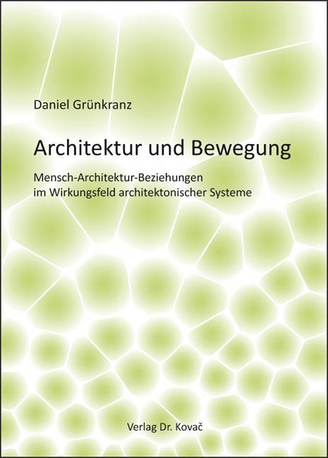 Cover: Architektur und Bewegung