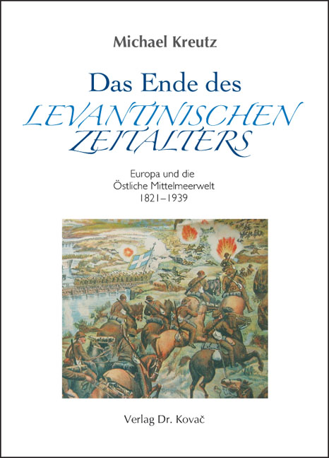 Cover: Das Ende des levantinischen Zeitalters