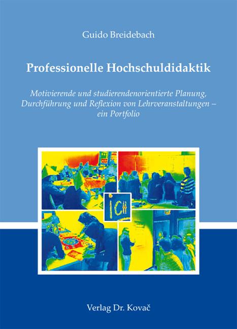 Cover: Professionelle Hochschuldidaktik