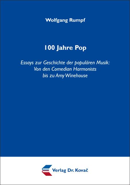 Cover: 100 Jahre Pop