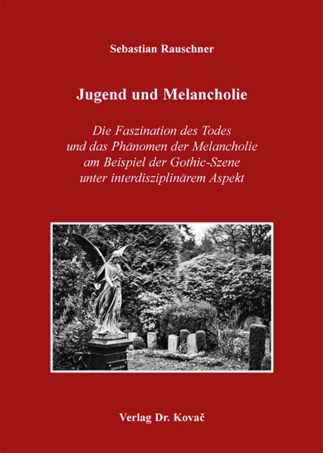 Cover: Jugend und Melancholie