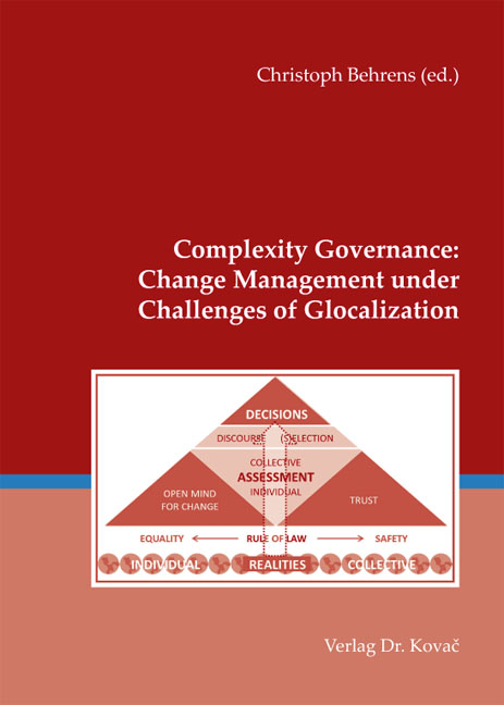 Cover: Complexity Governance: Change Management under Challenges of Glocalization