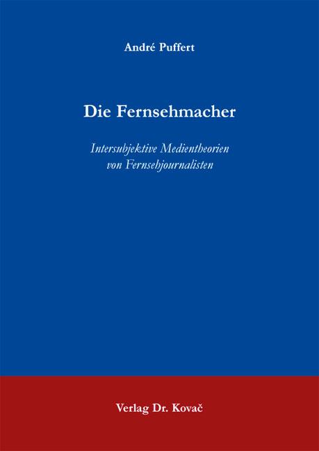 Cover: Die Fernsehmacher