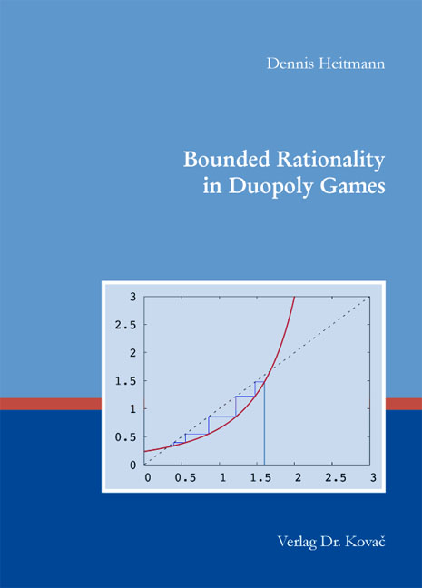 Cover: Bounded Rationality in Duopoly Games