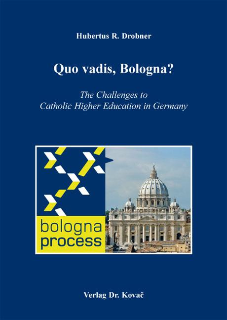 Cover: Quo vadis, Bologna?