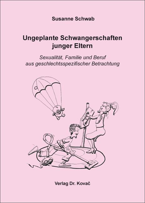 Cover: Ungeplante Schwangerschaften junger Eltern