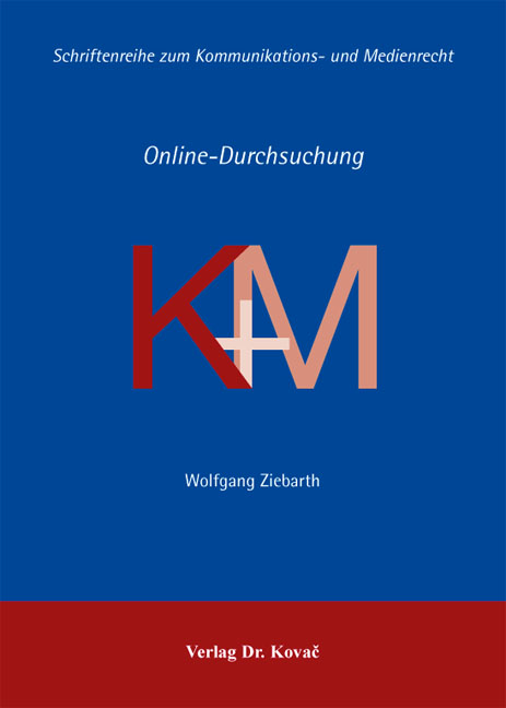 Cover: Online-Durchsuchung
