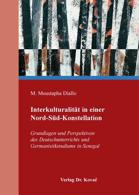 Cover: Interkulturalität in einer Nord-Süd-Konstellation