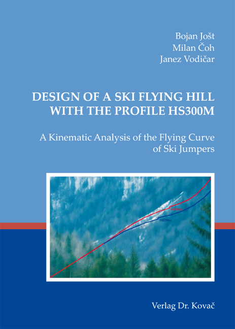 Cover: Design of a Ski Flying Hill with the Profile HS300m