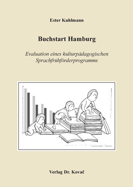 Cover: Buchstart Hamburg