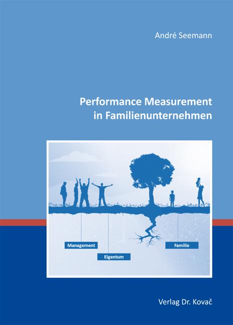 Cover: Performance Measurement in Familienunternehmen