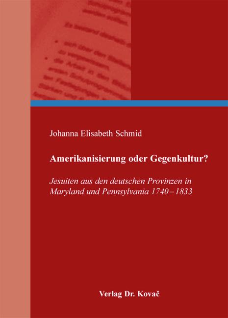 Cover: Amerikanisierung oder Gegenkultur?