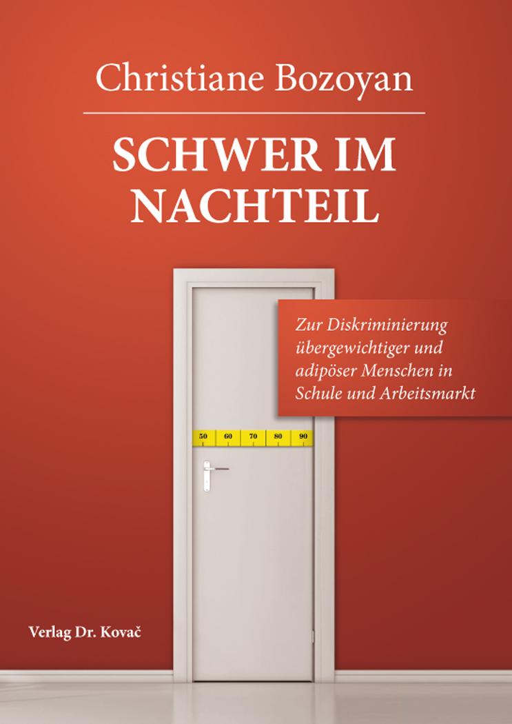 Cover: Schwer im Nachteil