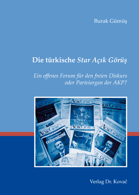Cover: Die türkische Star Açik Görüş