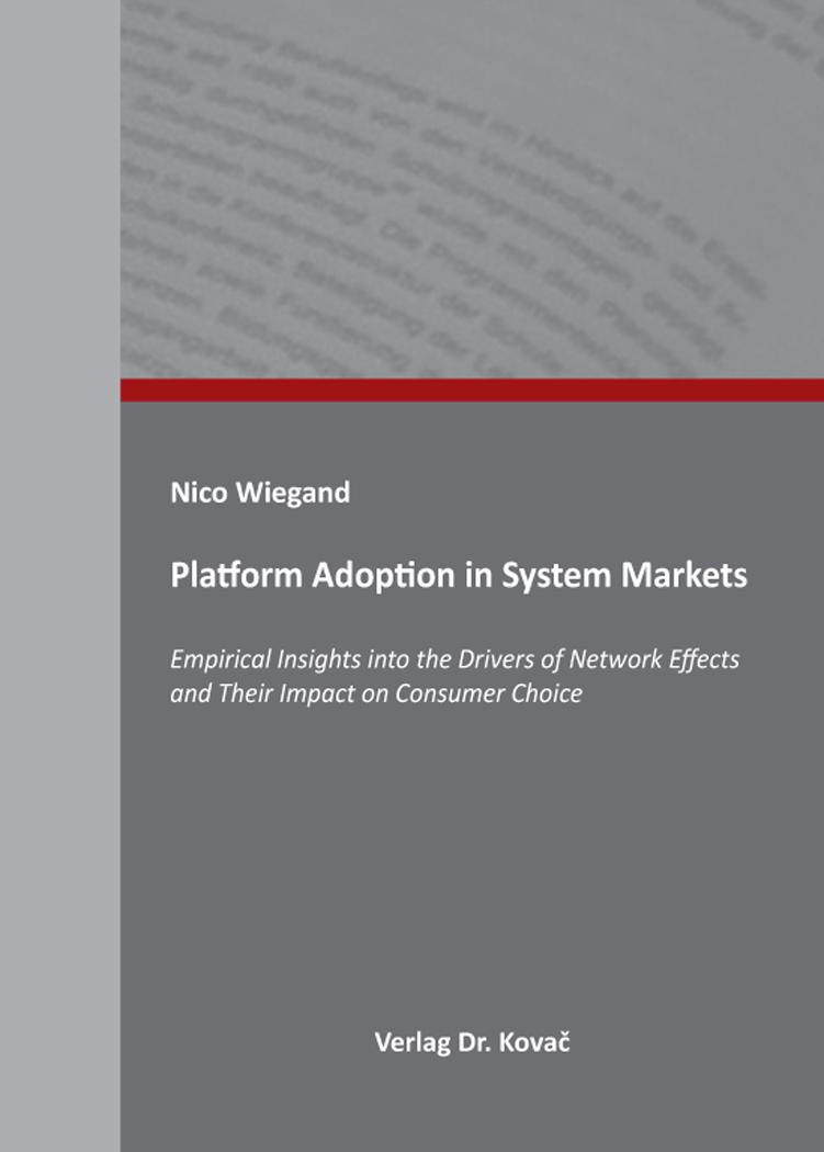 Cover: Platform Adoption in System Markets