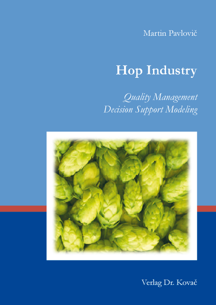Cover: Hop Industry