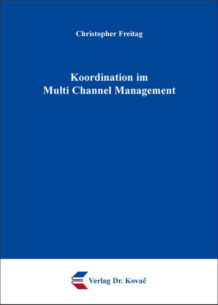 Cover: Koordination im Multi Channel Management