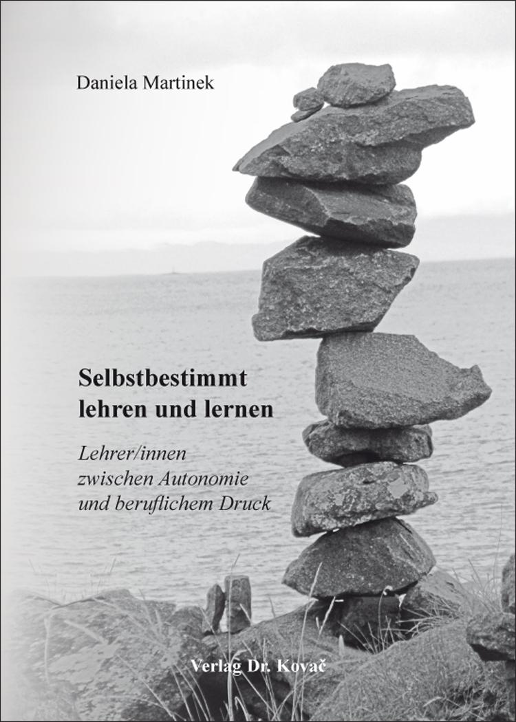 Cover: Selbstbestimmt lehren und lernen