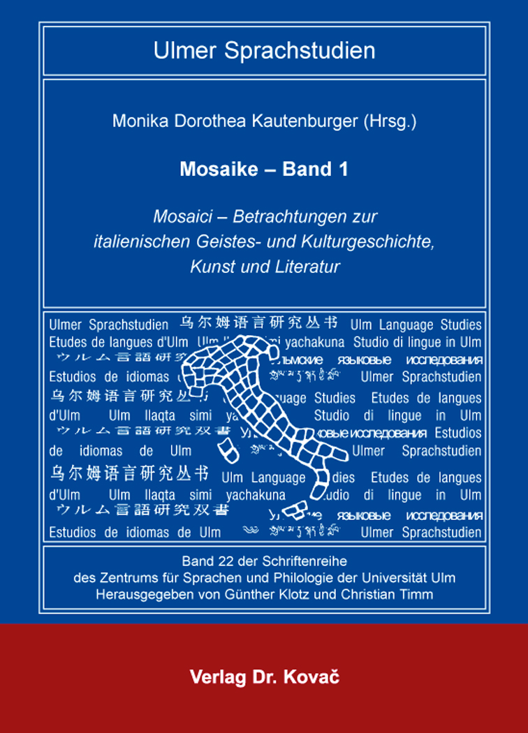 Cover: Mosaike – Band 1