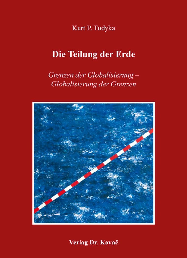 Cover: Die Teilung der Erde