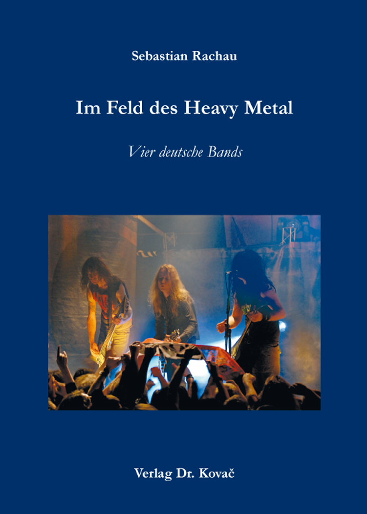 Cover: Im Feld des Heavy Metal