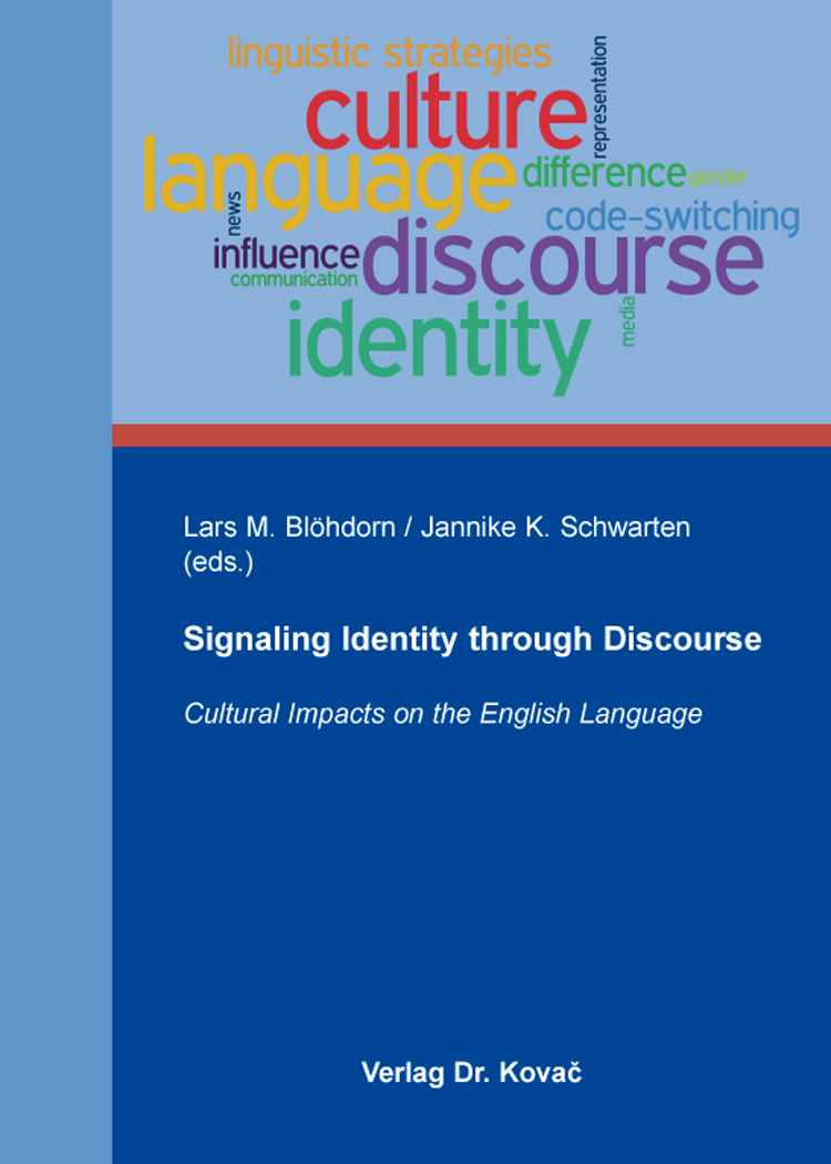 Cover: Signaling Identity through Discourse