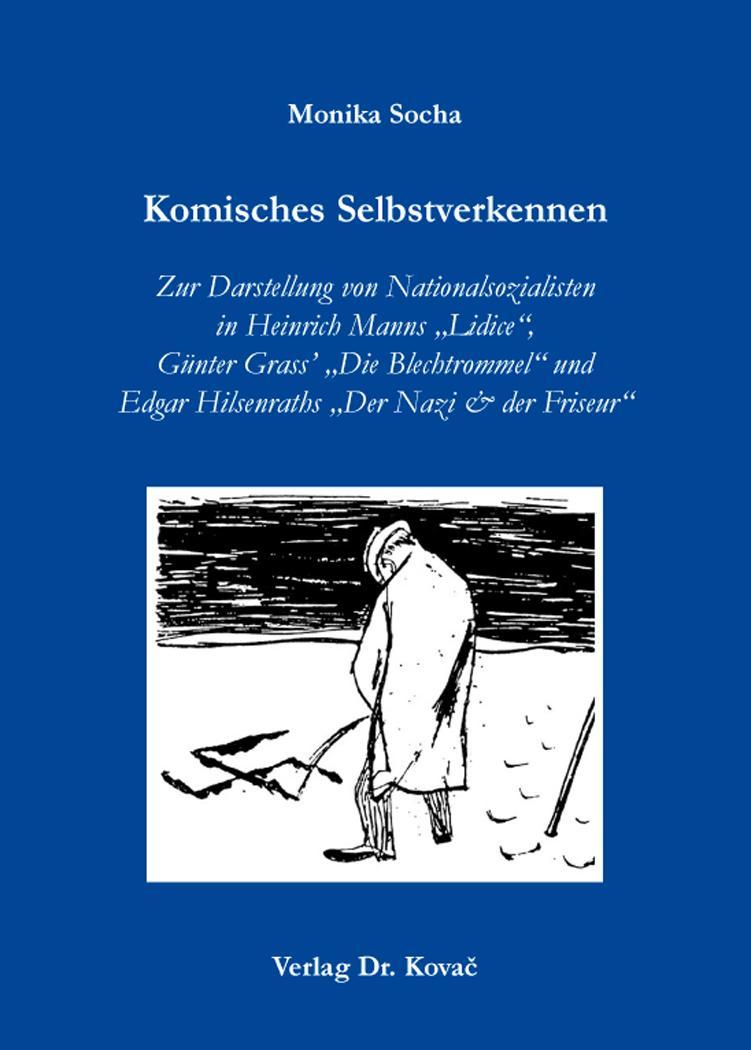 Cover: Komisches Selbstverkennen